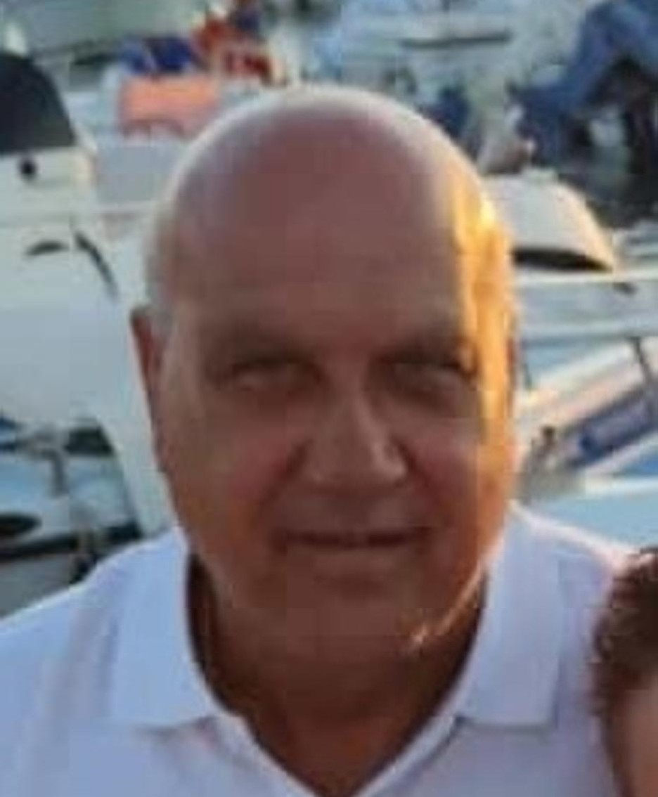 Domenico Parisi, 64 anni