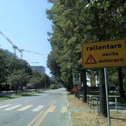 San Donato, rivoluzione dolce per la viabilità attorno al palazzo Eni