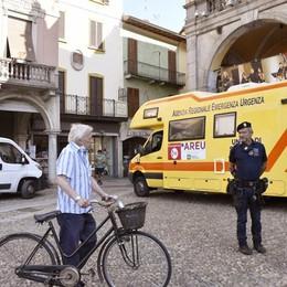 Sono tutti non vaccinati i dodici ricoverati  nelle aree Covid degli ospedali lodigiani