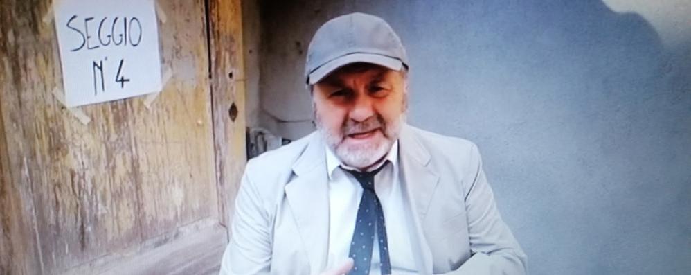 Bentornato Milani: di nuovo in tv con il botto