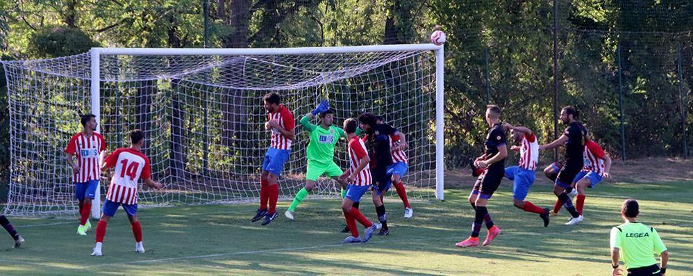 Calcio, in Coppa Italia di Eccellenza resta in corsa solo il Sancolombano