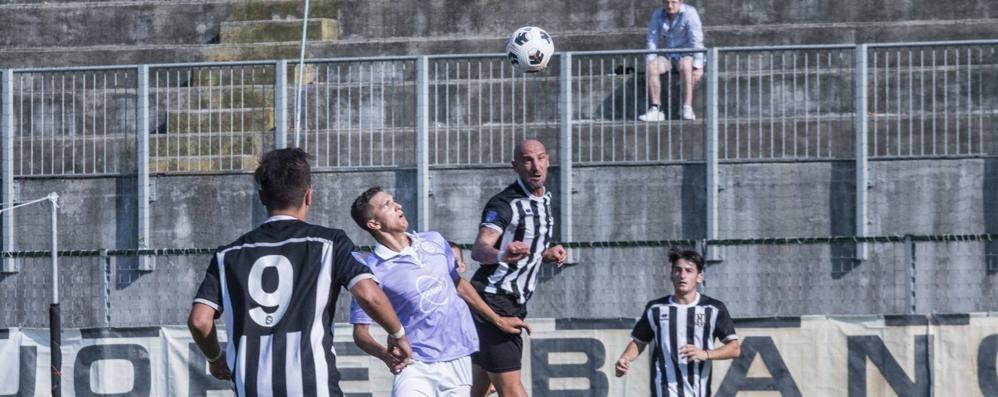 Calcio, poker del Fanfulla sul Legnano