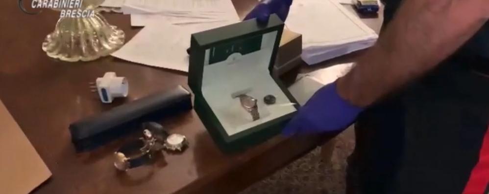Cervignano, blitz dei carabinieri per un giro milionario di fatture false - VIDEO