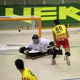 Hockey, l'Amatori piega il Vercelli e si presenta a Lodi