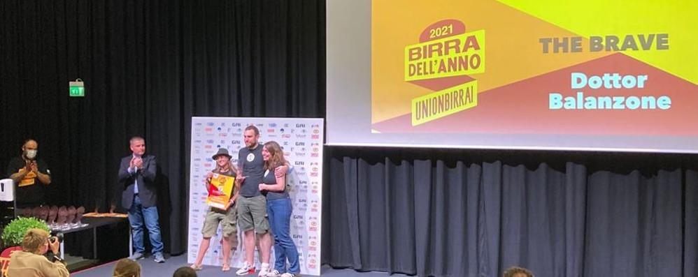 """La """"Dottor Balanzone"""" di Lodi premiata tra le birre dell'anno 2021"""