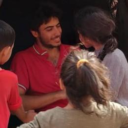 SAN DONATO Lorenzo in missione tra gli esuli afghani