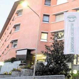 MELEGNANO Due casi sospetti fra gli operatori, scatta l'allerta Covid alla Castellini