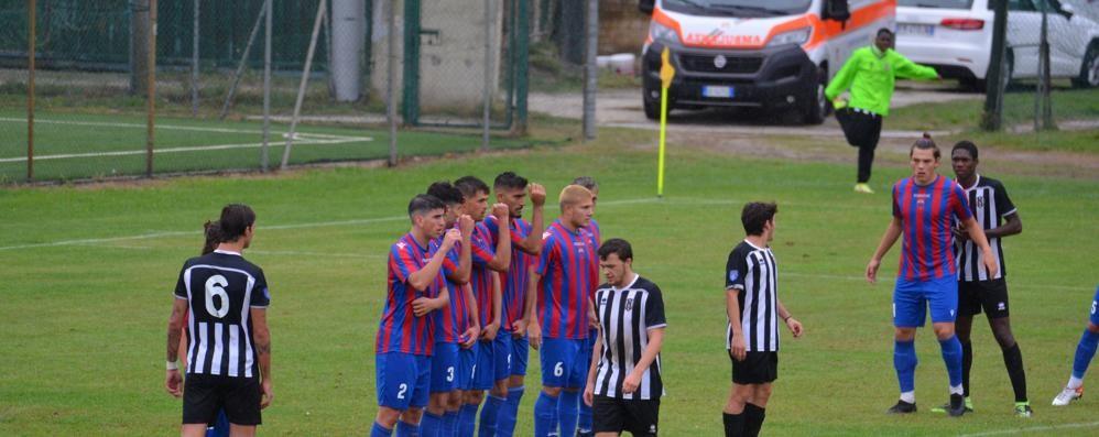 """Calcio, Fanfulla """"silenzioso"""" per la sfida al Mezzolara"""