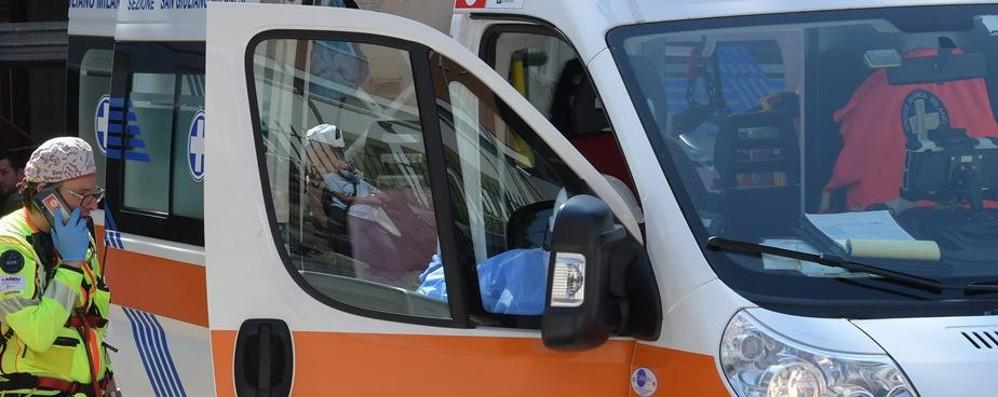 CRONACA Scontro tra auto e bicicletta a San Colombano, grave un 86enne