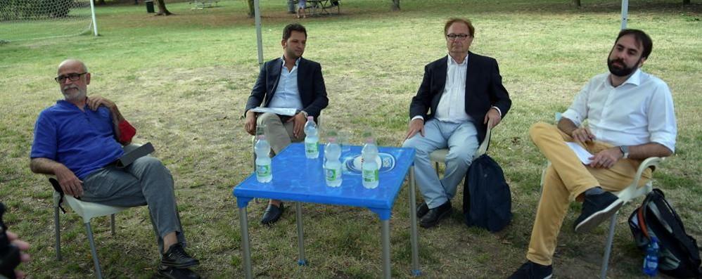 Elezioni a San Giuliano, il faccia a faccia tra candidati