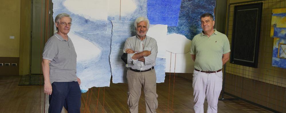 La Biennale ritrovata in una versione 2.0: villa Biancardi ospita l'arte del nostro tempo