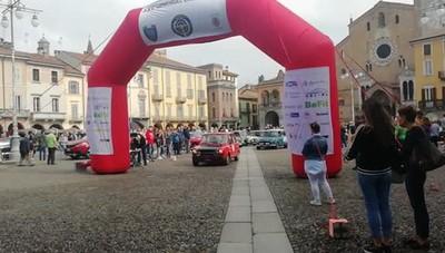 La partenza del Memorial Castellotti