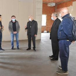 """LODI """"Casa San Giuseppe"""" sempre più vicina: il nuovo dormitorio pronto per l'inverno"""