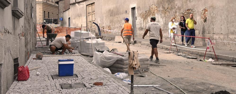 LODI Il sindaco sul traffico in tilt: «Al lavoro per migliorare Lodi»