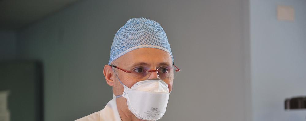 Lodi, in chirurgia operazioni senza sosta