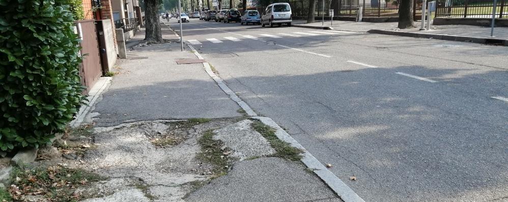 LODI Un nuovo sopralluogo in viale Giovanni XXIII, lunedì parte il maxi cantiere