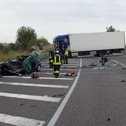 Quattro vittime in 5 anni sulla tangenziale di Tavazzano: «In quel tratto le auto corrono troppo»