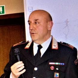 San Colombano, il luogotenente Ferrante lascia dopo 22 anni di servizio nella comunità