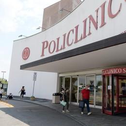 San Donato, neonato in pericolo di vita: trasferito d'urgenza dalla Sardegna al Policlinico