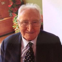Si è spento a 93 anni il geometra Giuseppe Achilli