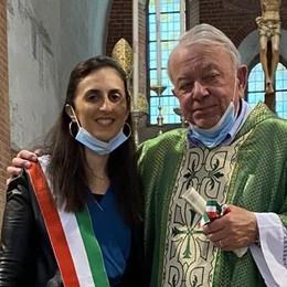 Abbadia Cerreto, don Luigi Avanti è cittadino onorario VIDEO
