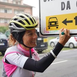 Anche Casale aderisce alla campagna per il rispetto dei ciclisti VIDEO