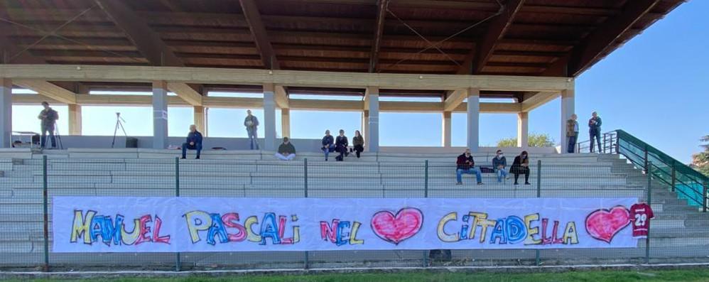 Calcio, Pascali è ancora nel cuore del Cittadella VIDEO