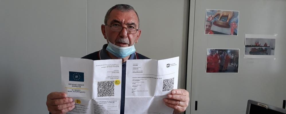 CERRO Vaccini e beffa Green pass, una lettera al governo