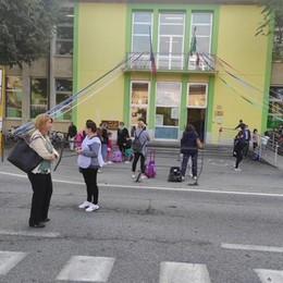LODI Stop alle auto, gli alunni entrano in sicurezza alla Don Gnocchi