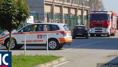 Paura per un incidente sul lavoro. Le altre notizie del giorno www.ilcittadino.it