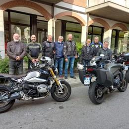 """I """"pensionati rombanti"""" al Passo del Ghisallo e a Bellagio"""