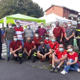 """LE BUONE NOTIZIE Pompieri volontari di Melegnano, gli """"stakanovisti"""" del soccorso"""