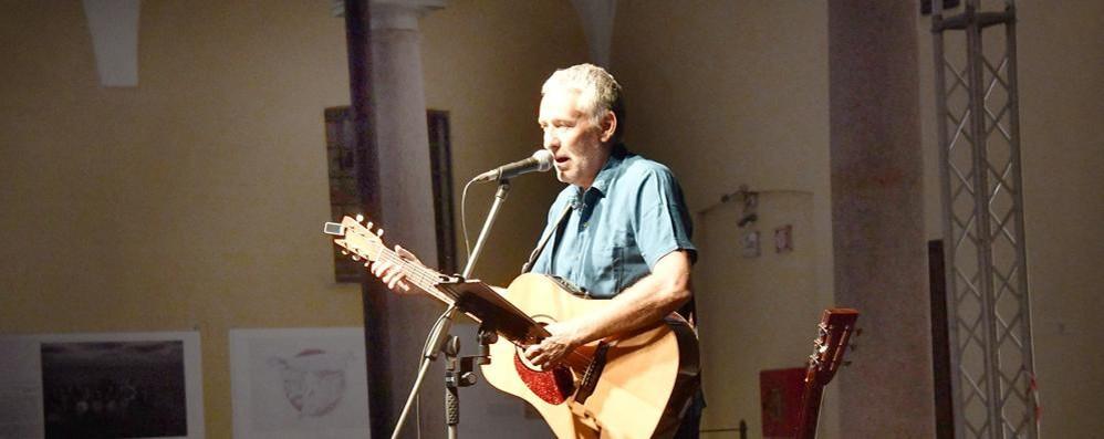 Musica, il talento blues di Bonfanti
