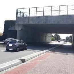 Riozzo, lavori al ponte sulla Santangiolina: cambia la viabilità fino a venerdì