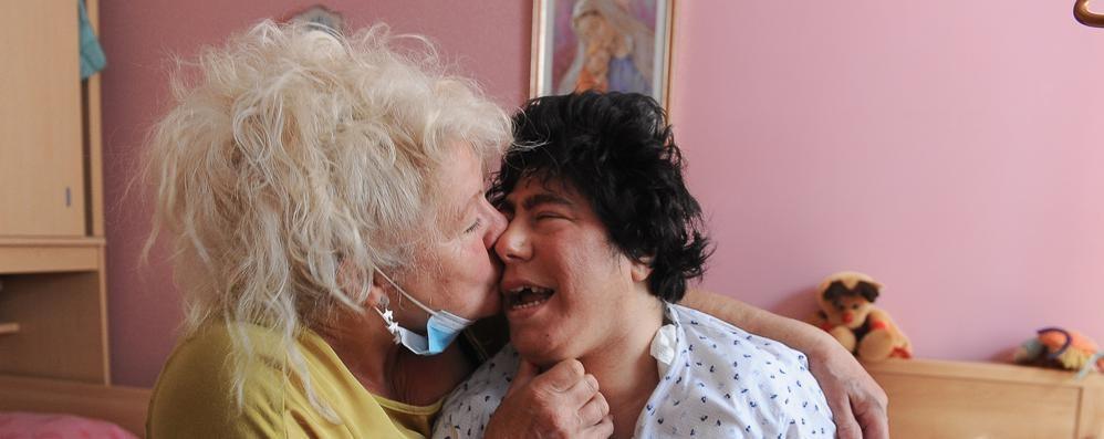 """Sordio, il grazie di """"Manu"""" all'ospedale - VIDEO"""
