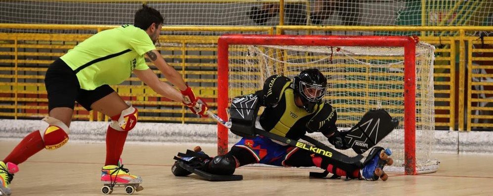 Hockey, Amatori fa tre su tre