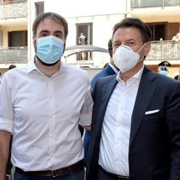 San Giuliano, arriva l'ex premier Conte per sostenere la corsa di Giorgio Salvo